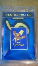 The Simpsons Textile Poster (Bart Simpson)