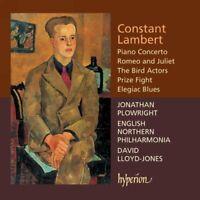 Jonathan Plowright - Lambert: Piano Concerto / Romeo and Juliet / The [CD]