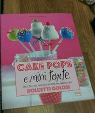 Cake Pops e mini torte Food Editore