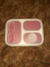 Kids Bento Lunch Box - red