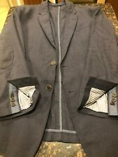 Unconstructed Elbow Patch Blazer Jacket Sport Coat 2 Vents Recent