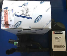 Valvola termostatica Originale Ford Fiesta + 1 Litro Di Liquido Di Raffreddament