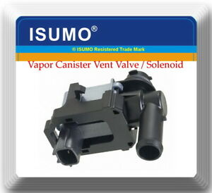 Vapor Canister Vent Valve/Solenoid Fits: Chevrolet Infiniti Nissan 2003-2018