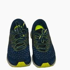 Brooks Men's Glycerin 16 Running Shoes Lace-Up Sneakers Lime Green Size 9.5 US