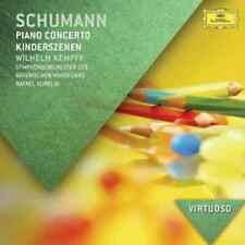 SCHUMANN Piano Concerto/Kinderszenen CD BRAND NEW Wilhelm Kempff Rafael Kubelik