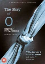 THE STORY OF O - Untold Pleasures Adult Erotic DVD Sealed NEW