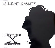 Mylène Farmer ‎Maxi CD L'Instant X (Dance Remixes) - France (M/M)