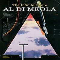 Al di Meola - Infinite Desire [New CD]