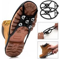 Crampons Chaussures Randonnée - Anti-Glisse Verglas Glace Neige - Taille 34-39