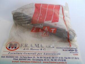 POMELLO LEVA CAMBIO FIAT 132 - 132 i COLORE MARRONE - 4460461 - NUOVO ORIGINALE