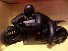 New listing Lean Machine Blue Hat Radio Controlled Racing Motorcycle Wireless Rc Black Nib
