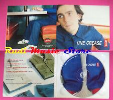 CD singolo Mr.Oizo One Crease CD9901 ITALY 1999 PROMO DIGIPAK no lp mc(S19)