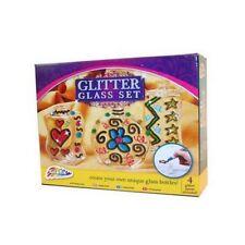 Grafix Glitter Glass Set ~ Art And Craft Glass Kit