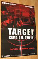 """Target """"Krieg der Sniper"""" Filmplakat / Poster A1 ca 60x84cm"""