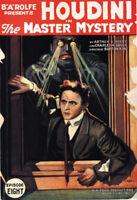 Houdini Tony Curtis cult movie poster print