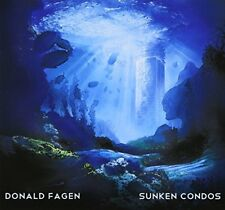 DONALD FAGEN-SUNKEN CONDOS-JAPAN MINI LP CD F45