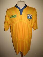 Rwanda home FERWAFA Africa football shirt soccer jersey maillot trikot size L