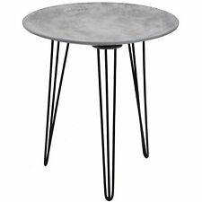Grey Side and End Tables