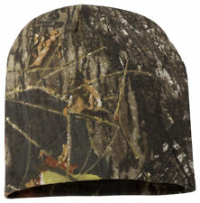 "Outdoor Cap Realtree MOSSY OAK Break-Up CAMO Knit 8"" Beanie CAMOUFLAGE CMK405"