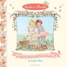 Amelie and Nanette: Sparkly Shoes and Picnic Parties-ExLibrary