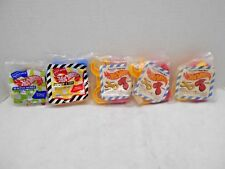 Lot of 5 Hot Wheels McDonalds Happy Meal Toys New in Package 1990 and 1992 New