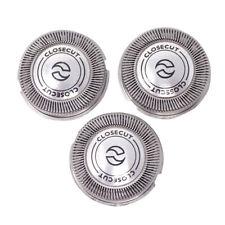 3X Ricambio lama testina per Philips HS985 HS990 HS260 HS360 HS375 HS465 PL71