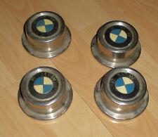 4x metall bmw nabenabdeckung für oldtimer vor bj 1980 naben abdeckung metall