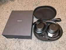 Sony wh-1000xm2 auriculares bluetooth & Noise Cancelling-negro