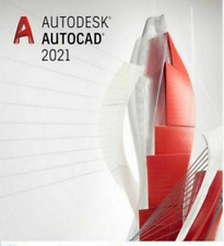 Autodesk Autocad 2021 ✅ Full Version ✅ Wnd&Mac ✅Lifetime License ✅ Fast Delivery