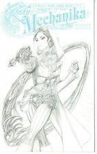Lady Mechanika La Belle Dame Sans Merci #2 Benitez Sketch Variant