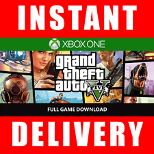 Gta 5 Xbox One / Grand Theft Auto V Xbox One (Full Game) - Instant Dispatch 24/7