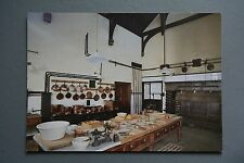 R&L Postcard: Lanhydrock House nr Bodmin, Victorian Style Country Kitchen