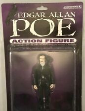 Edgar Allen Poe Action Figure New in Package 2004 Accoutrements