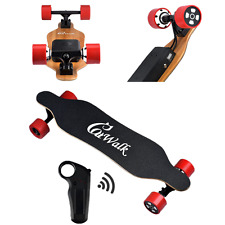 Wireless Remote Control Dual Motor Electric Skateboard Longboard 32 Inches