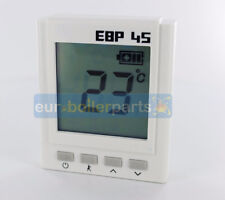EBP45 Boiler Digital Room Thermostat Central Heating Volt Free Brand New Xclusiv
