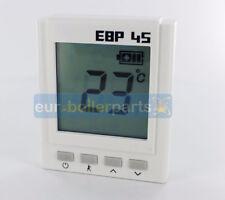 EBP45 Boiler Digital Room Thermostat Central Heating Volt Free Brand New Xclusiv