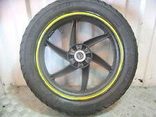 HYOSUNG GT125R GT 125 R REAR WHEEL  YEAR 2007