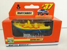 Matchbox 96203 Rapids Raft - Boat Of Rescue - Diecast 1/64