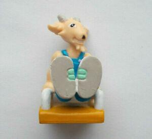 Fremdfiguren 269 ohne BPZ Ziege am Pauschenpferd von Stuco