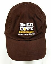 Bold City Brewery Ball Cap Jacksonville Florida Baseball Adjustable Hat Cap (h2)
