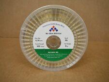 Hard Brass Edm Wire 4 Four 132 Spools P 5 012 30mm Mitsubishi Sodick Fanuc