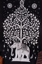 Elephant Tapestry Hippie Wall Hanging Tree of Life Bedspread Bohemian Bedding
