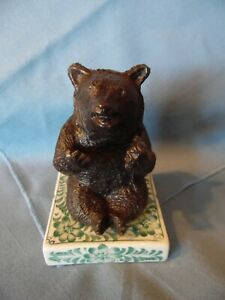 Maitland-Smith Bear Bronze? Figurine