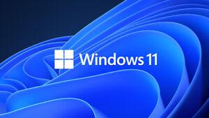 Microsoft Windows 11 Home 64-Bit PRODUCT KEY - GENUINE AND BRAND NEW