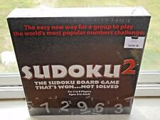 Sudoku 2 Numbers Challenge Board Game Toy NEW