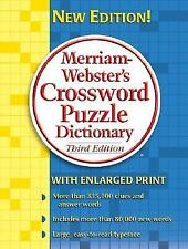 Webster's Crossword Puzzle Dictionary (1994)