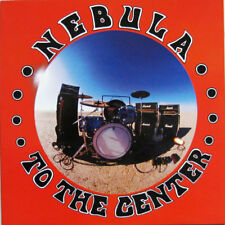 NEBULA To The Center LP . stoner jimi hendrix kyuss unida queens of the stone ag