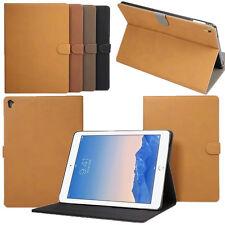 Folio Flip Book Leather Smart Wake up Case Cover For iPad Pro 9.7 / 10.5 / 12.9