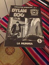 DYLAN DOG L'INDAGATORE INTERATTIVO NR 5 SOLO LIBRETTO OTTIMO!!