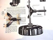 ATMOS Clock Balance Poising Tool, Original Jaeger-LeCoultre Tool